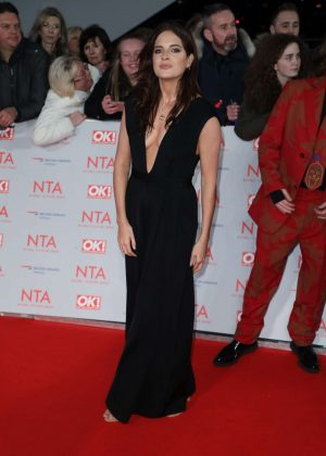 Alexandra Felstead - National Television Awards 2018 in London