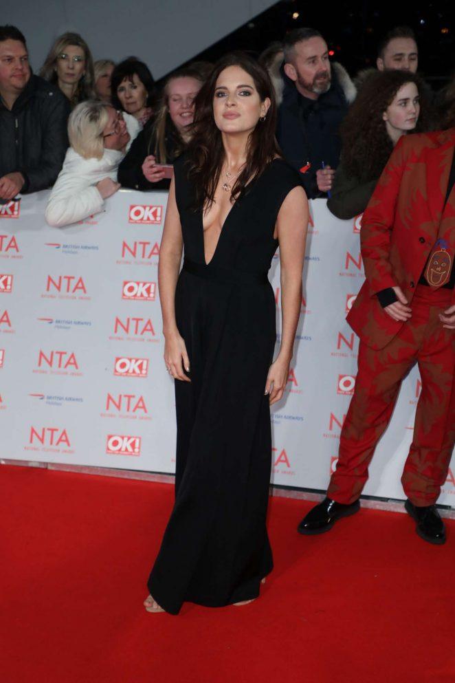 Alexandra Felstead - National Television Awards 2018 in London
