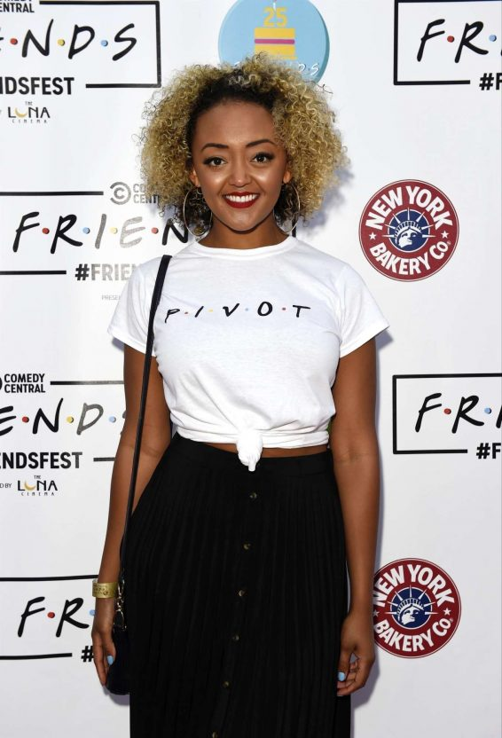 Alexandra Mardell - The Comedy Central Friends Festival VIP Night in Manchester