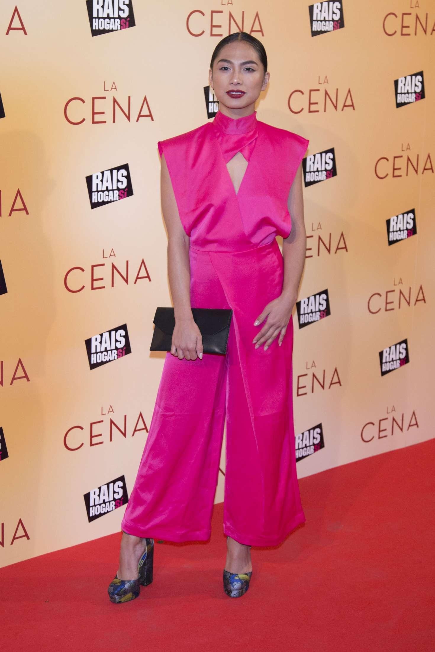Alexandra Masangkay - 'The Dinner' Premiere in Madrid