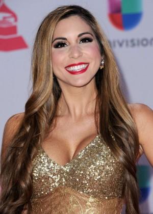 Alexandra Olavarria - 2015 Latin Grammy Awards in Las Vegas