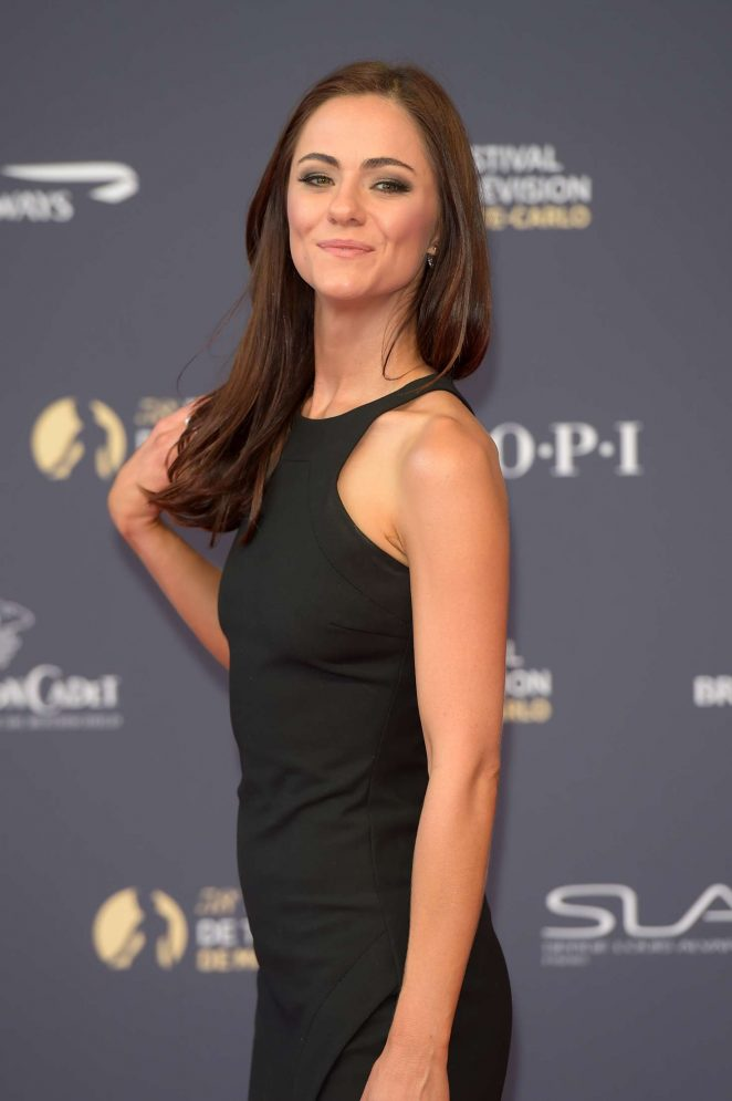 Alexandra Park – 2018 International Television Festival Opening Ceremony in Monte Carlo