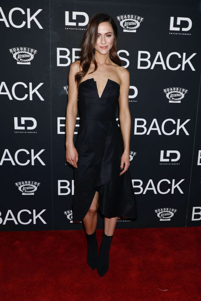 Alexandra Park 2018 : Alexandra Park: Ben Is Back Premiere in New York -02