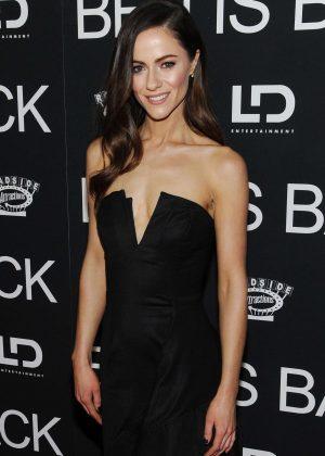 Alexandra Park - 'Ben Is Back' Premiere in New York