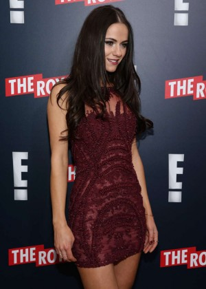 "Alexandra Park - ""The Royals"" Premiere in NY"