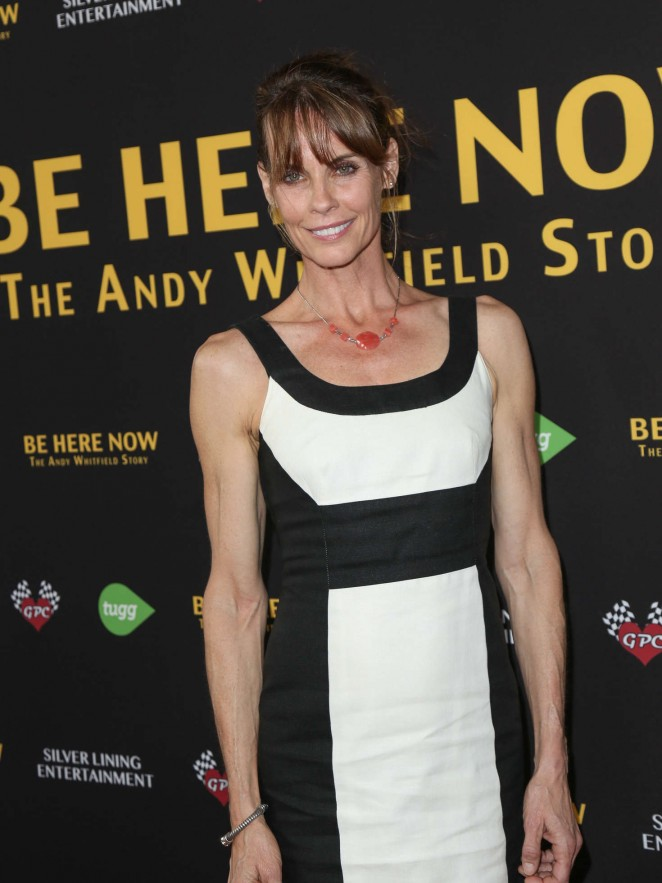 Alexandra Paul - 'Be Here Now' Premiere in LA