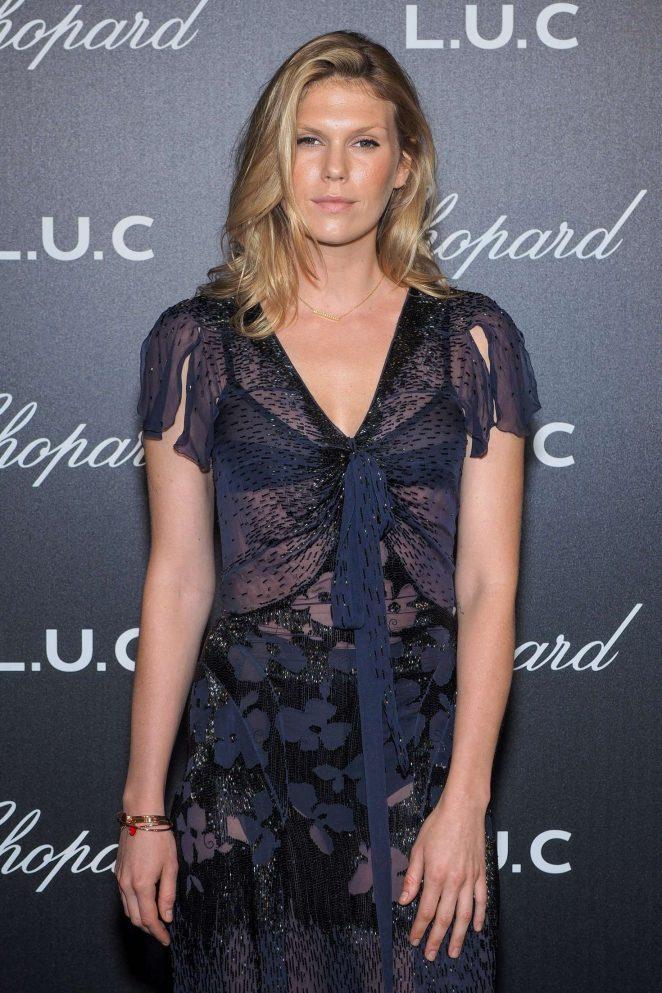 Alexandra Richards - Chopard Gentleman's Evening in Cannes