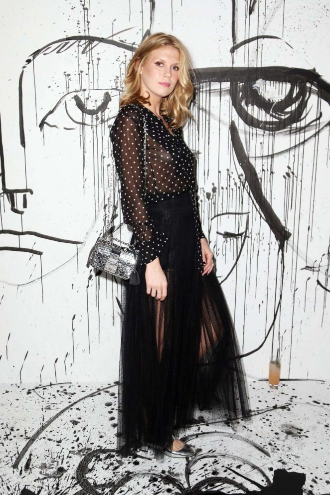 Alexandra Richards - Dior Collection Launch Party SS 2018 in New York