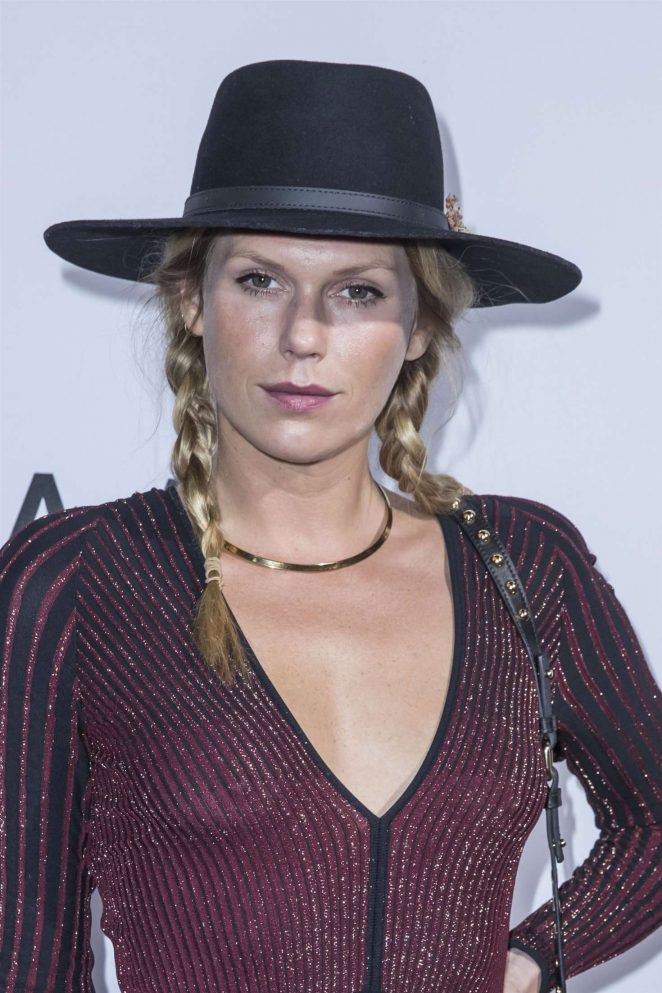 Alexandra Richards - Elie Saab Fashion Show in Paris
