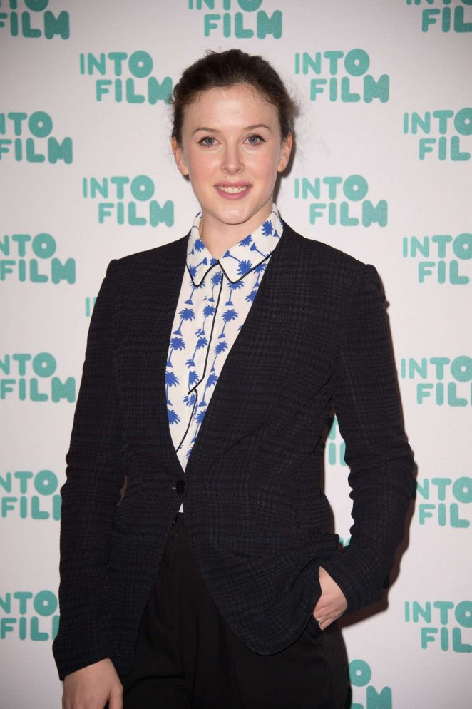 Alexandra Roach - Into Film Awards 2017 in London