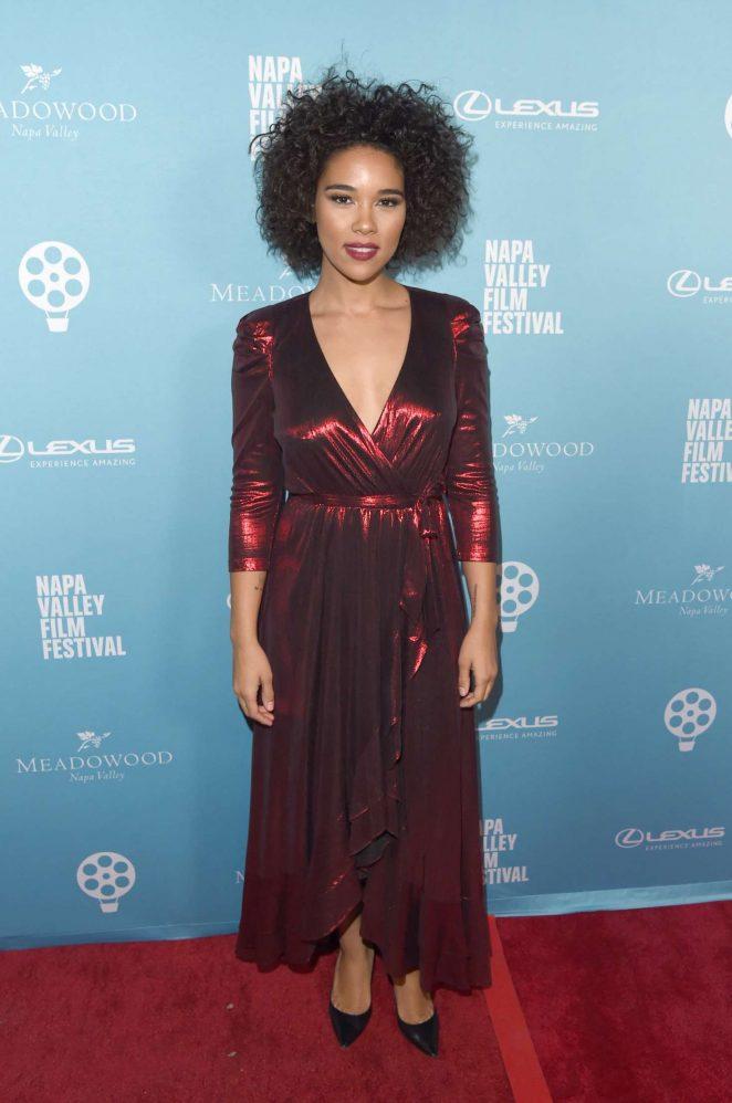 Alexandra Shipp - Festival Gala - 2018 Napa Valley Film Festival
