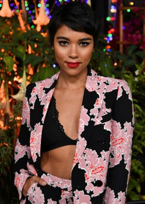 Alexandra Shipp - Teen Vogue Young Hollywood Party in Los Angeles