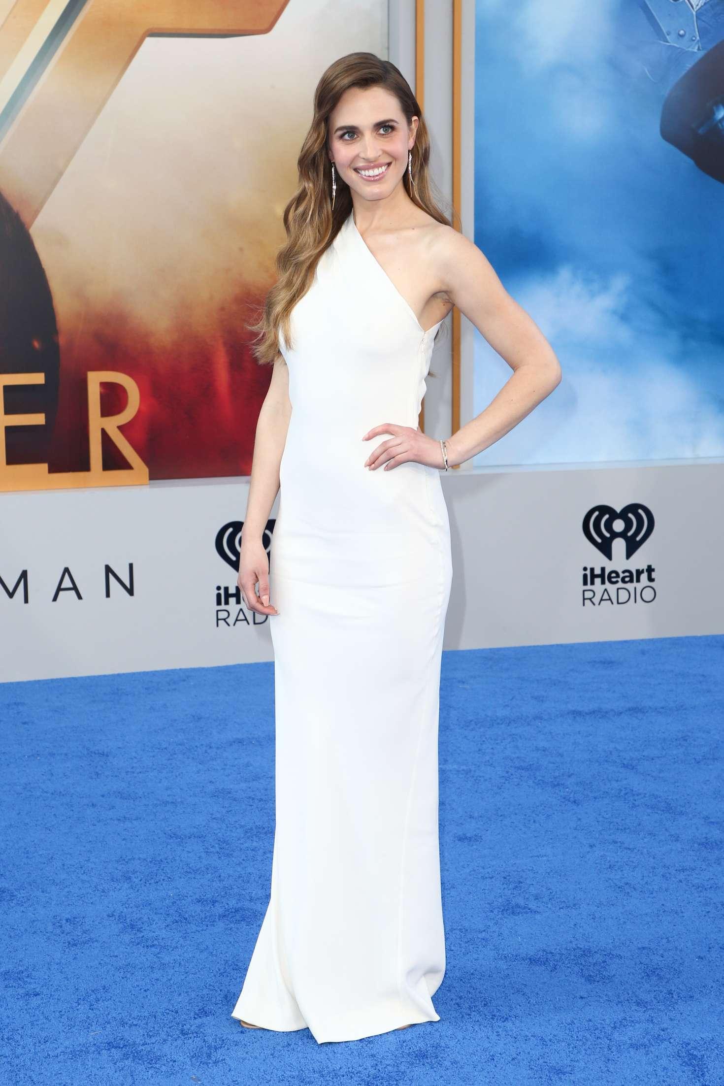 Alexandra Siegel - 'Wonder Woman' Premiere in Los Angeles