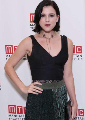 Alexandra Socha - Manhattan Theatre Club Fall Benefit in NYC