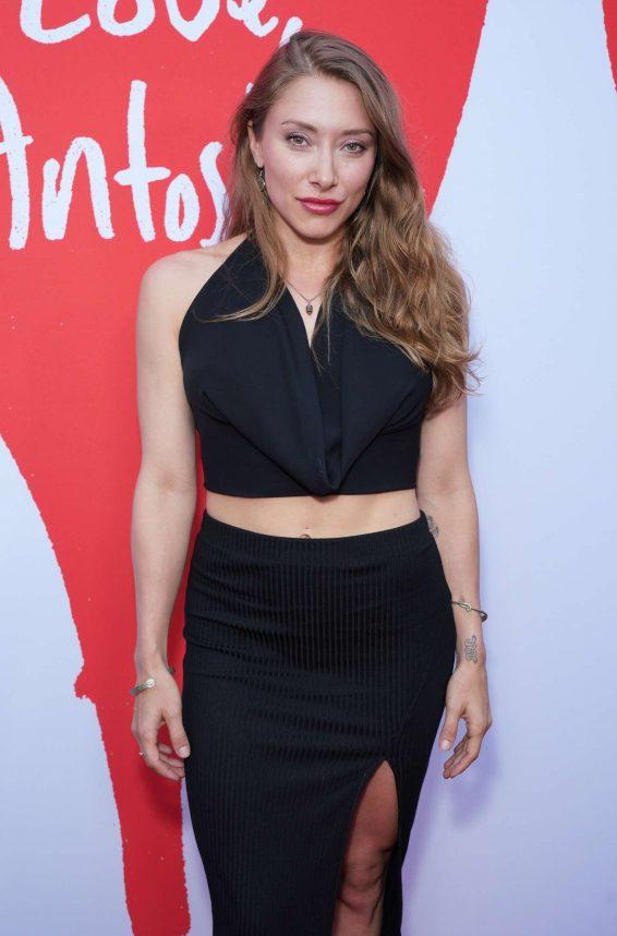 Alexandra Vino - 'Of Love, Antosha' Premiere in Los Angeles