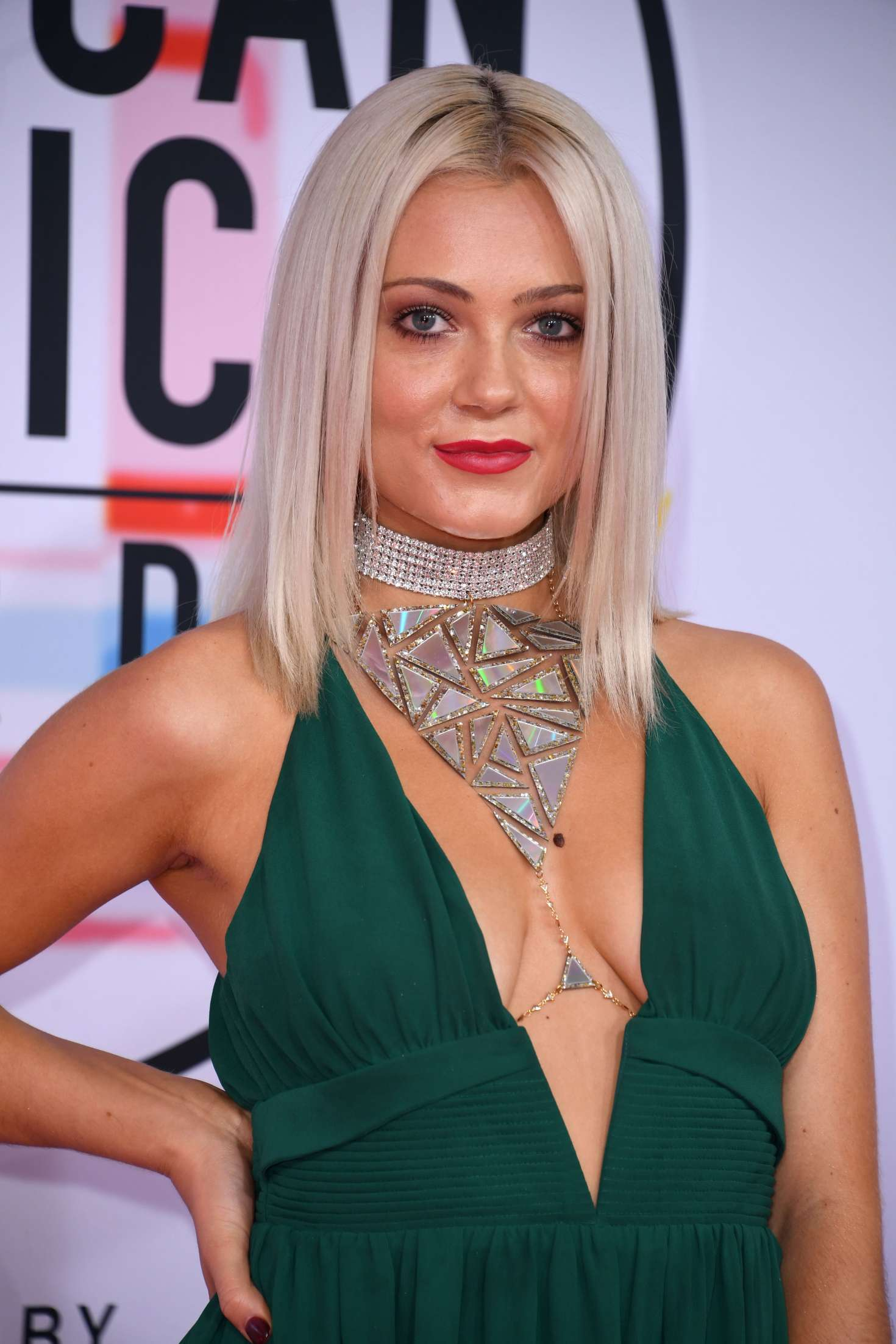 Alexi Blue - 2018 American Music Awards in Los Angeles