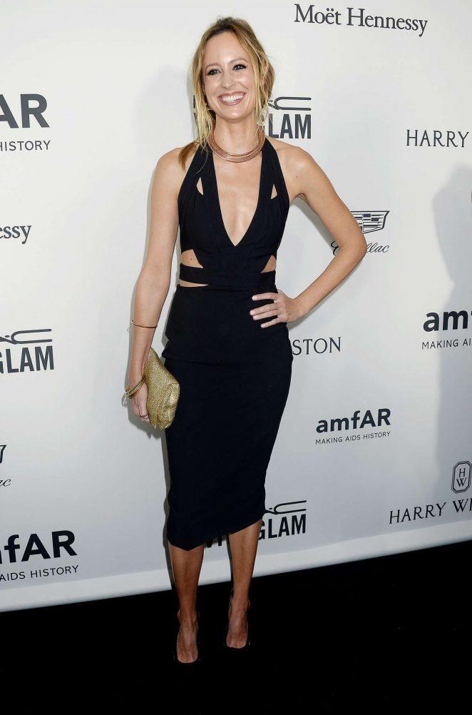 Alexie Gilmore - 2016 amfAR Inspiration Gala in Los Angeles