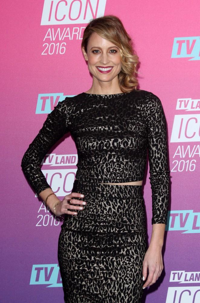 Alexie Gilmore - 2016 TV Land Icon Awards in Santa Monica