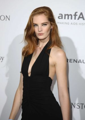 Alexina Graham - 2017 amfAR Gala Haute Couture Fashion Week in Paris