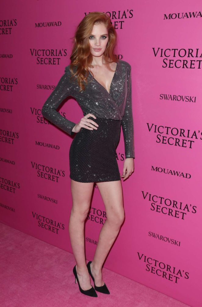 Alexina Graham - 2017 Victoria's Secret Fashion Show After Party in Shanghai