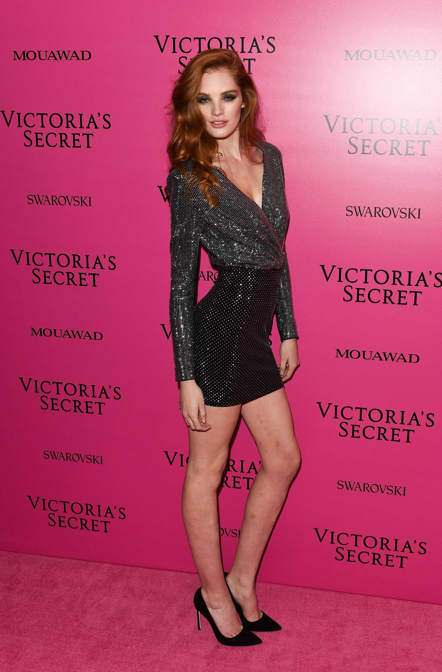Alexina Graham 2017 : Alexina Graham: 2017 Victorias Secret Fashion Show After Party -03