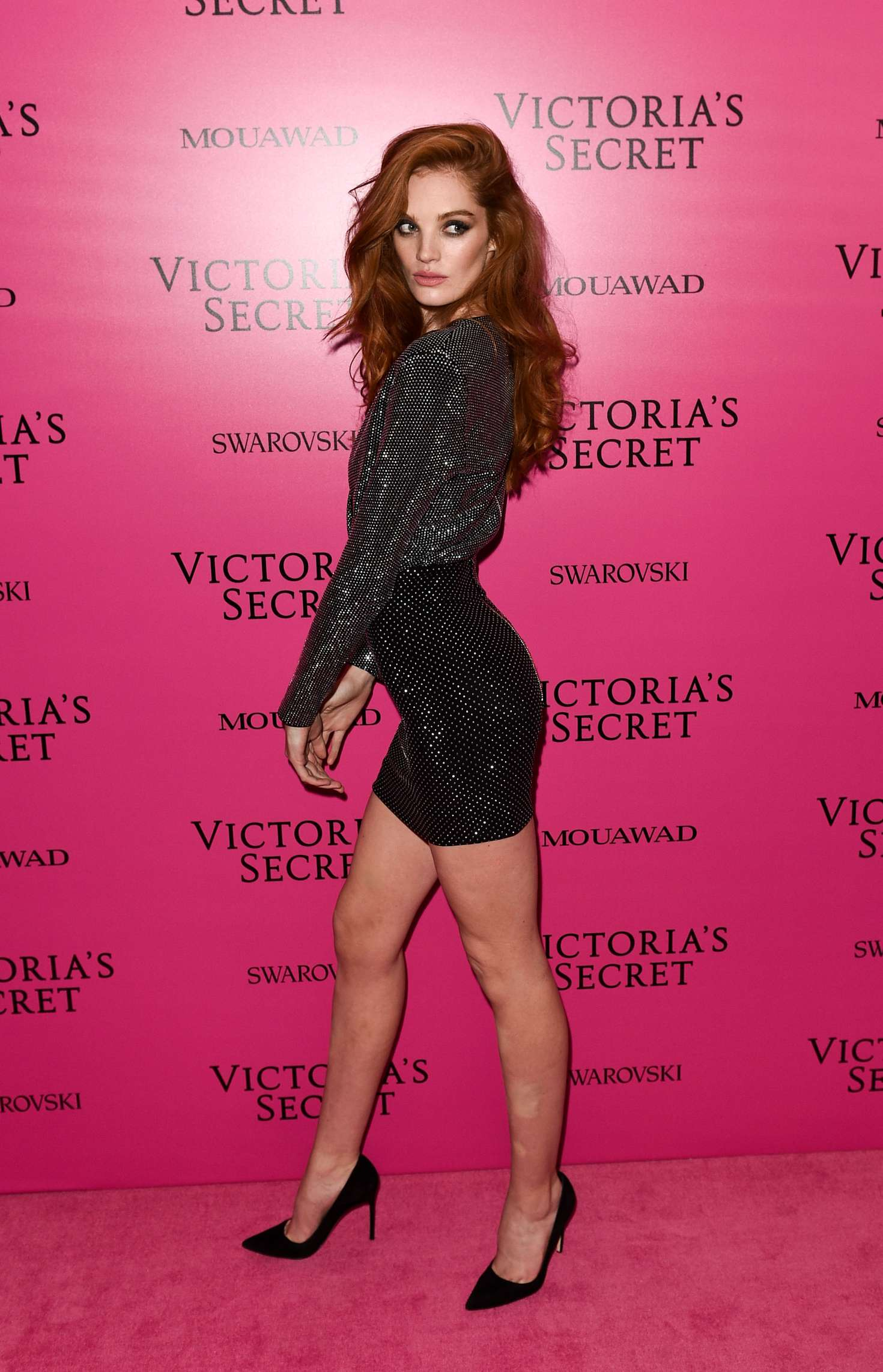 Alexina Graham 2017 : Alexina Graham: 2017 Victorias Secret Fashion Show After Party -04