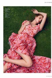 Alexina Graham - HELLO! Fashion Magazine (December 2019/January 2020)