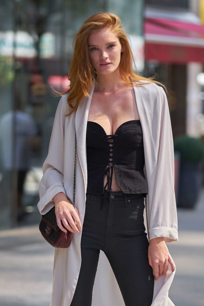Alexina Graham - Out in NYC