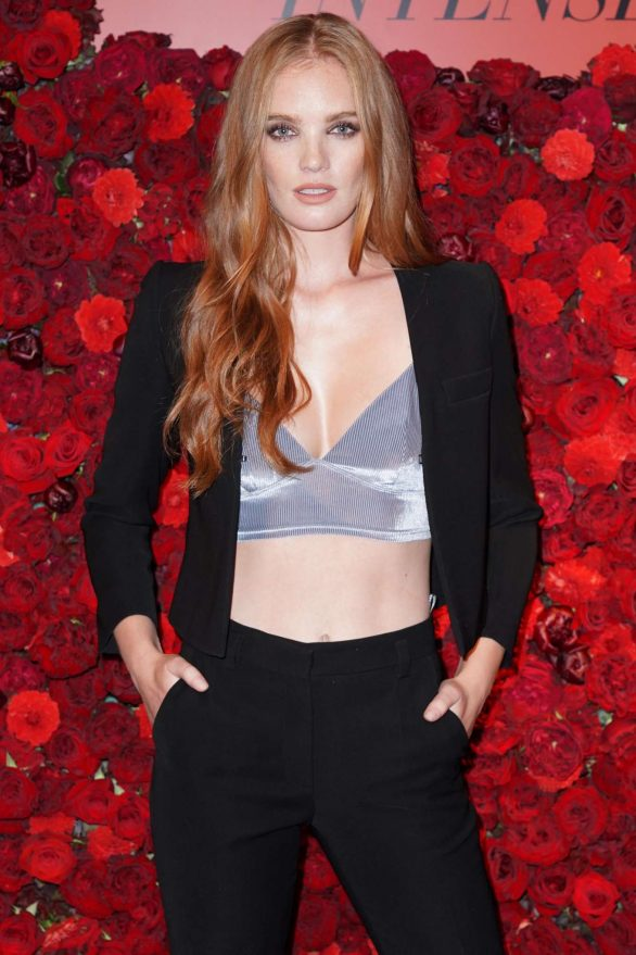 Alexina Graham - Victoria's Secret Bombshell Intense Launch Party in New York