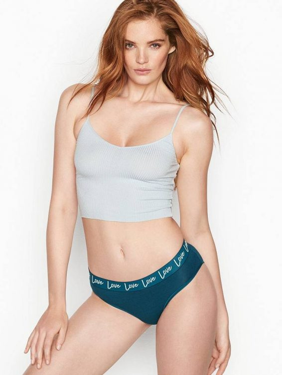 Alexina Graham - Victoria's Secret (July 2019)