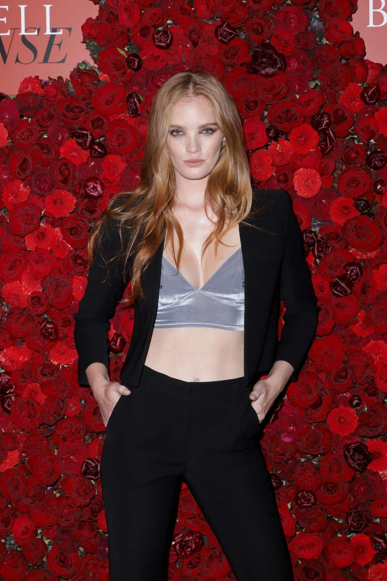 Alexina Graham - Victoria's Secret The Bombshell Intense Launch Party in NYC