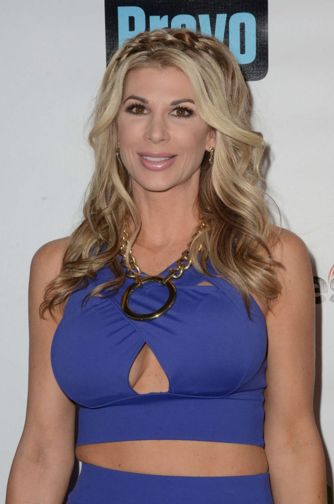 Alexis Bellino - 'The Real Housewives of Orange County' Season 11 Premiere in LA