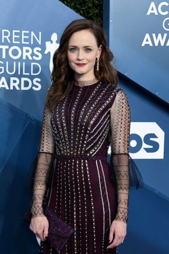 Alexis Bledel - 2020 Screen Actors Guild Awards in Los Angeles
