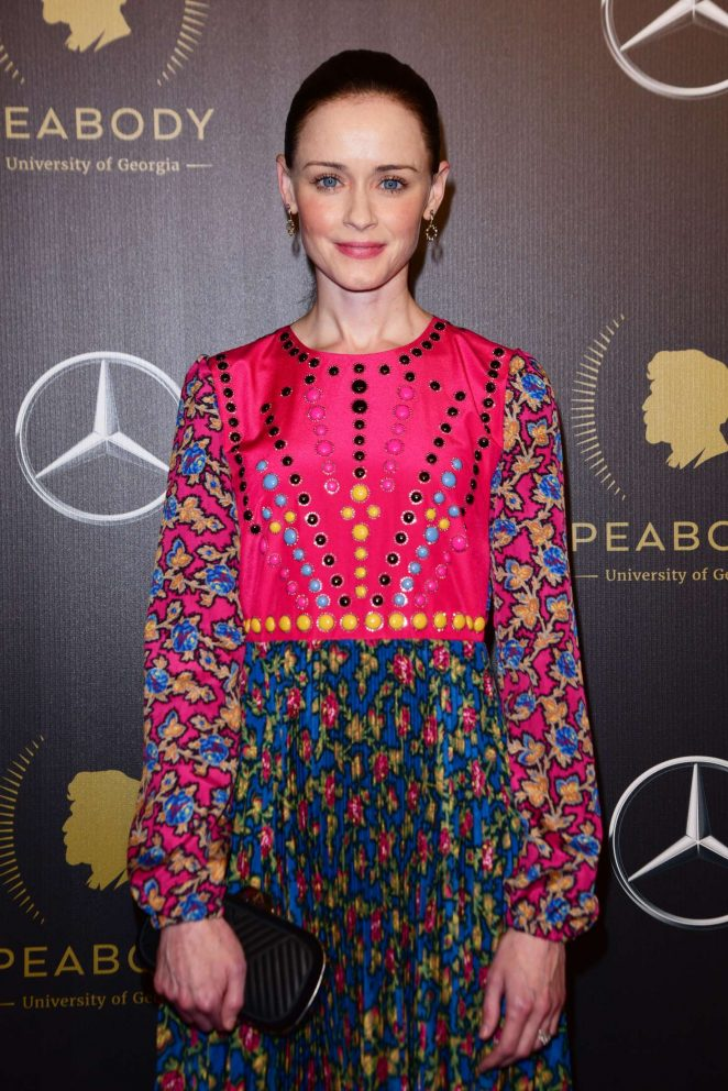 Alexis Bledel - 77th Annual Peabody Awards in New York