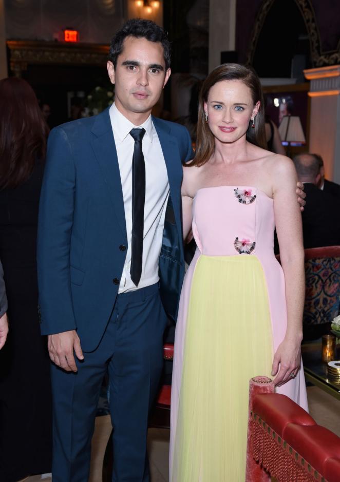 Alexis Bledel – Hulu's 2018 Emmy Party in LA