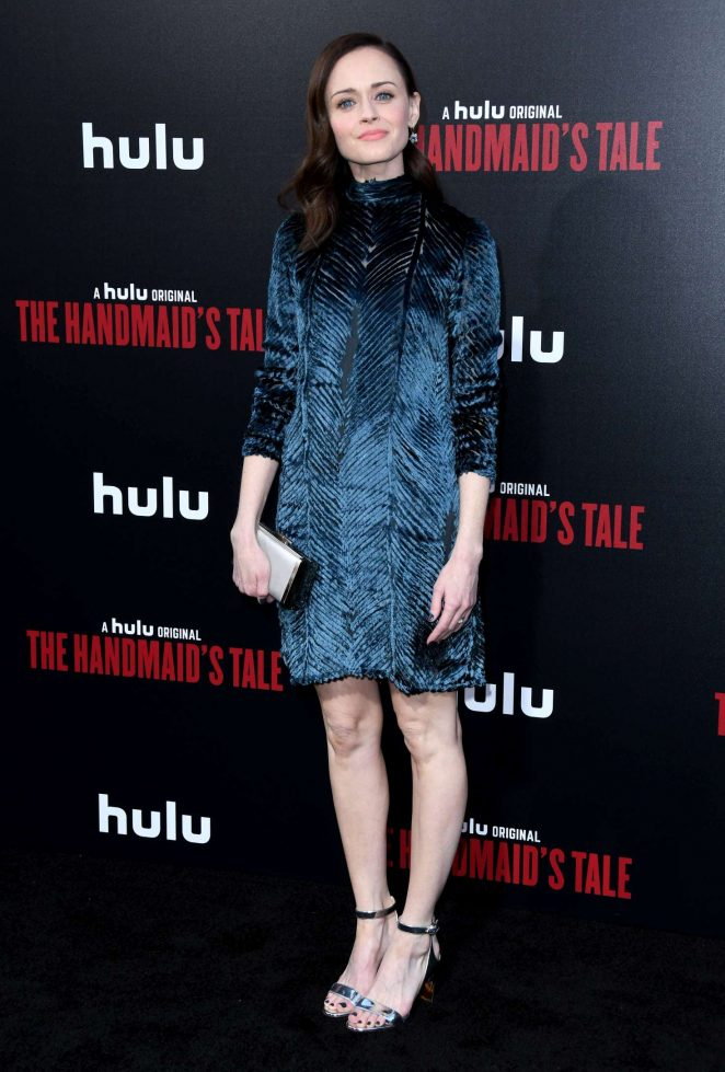 Alexis Bledel - 'The Handmaid's Tale' Season 2 Premiere in Hollywood