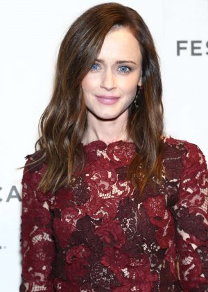 Alexis Bledel - 'The Handmaid's Tale' TV Show Screening in NY