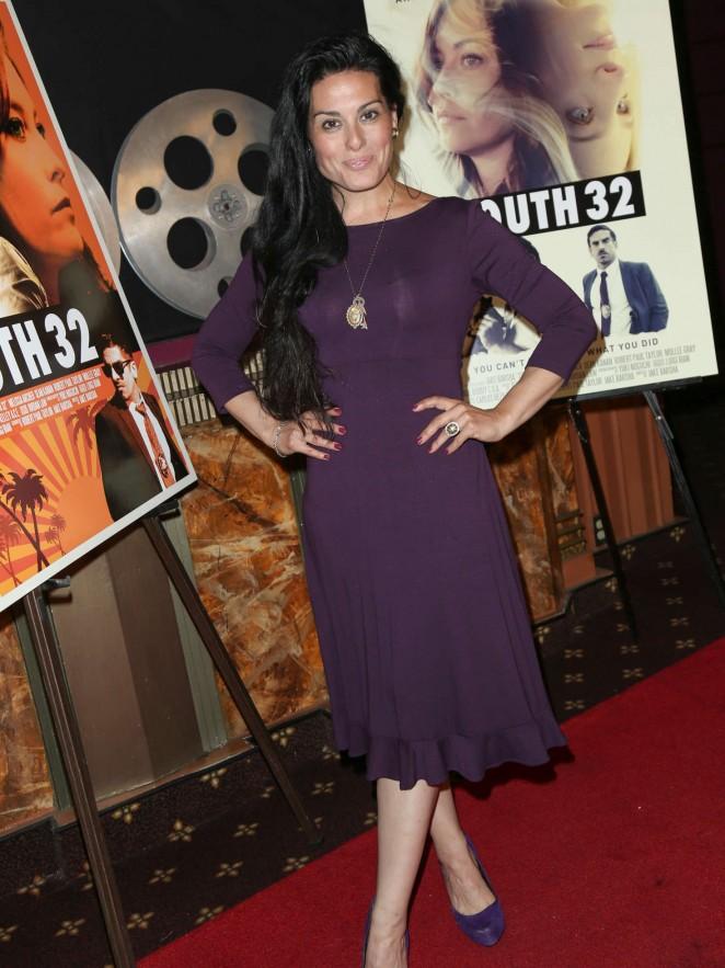 Alexis Iacono - 'South32' Premiere in Los Angeles