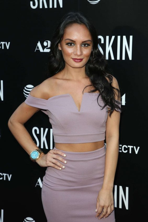 Alexis Joy - 'Skin' Premiere in Los Angeles