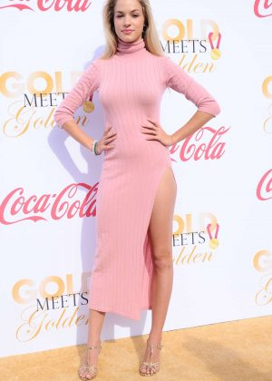 Alexis Knapp - 5th Annual Gold Meets Golden in LA