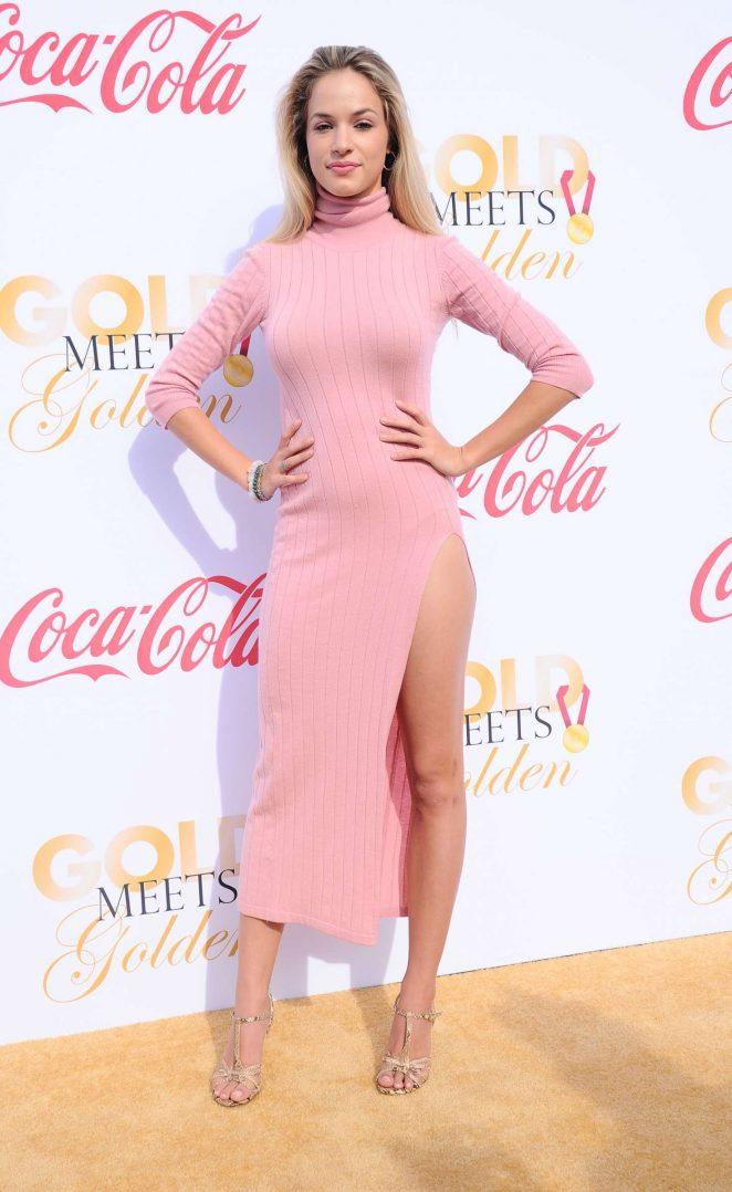 Alexis Knapp – 5th Annual Gold Meets Golden in LA