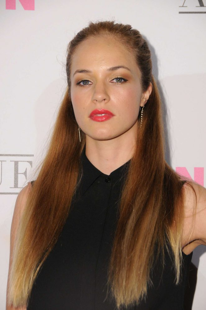 Alexis Knapp - Nylon Young Hollywood May Issue Event in LA