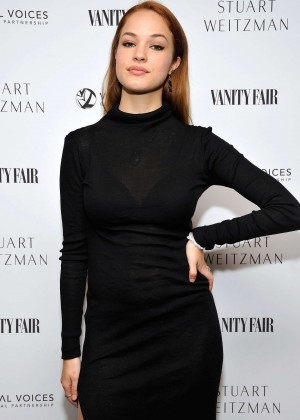 Alexis Knapp - Vanity Fair and Stuart Weitzman Luncheon to celebrate Elizabeth Banks in LA