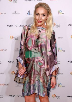 Alexis Knox - WGSN Futures Awards 2016 in London