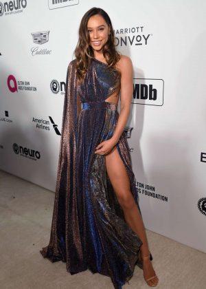 Alexis Ren - 2019 Elton John AIDS Foundation Academy Awards Viewing Party in LA