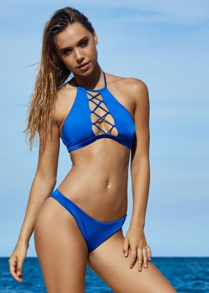 Alexis Ren - Beach Bunny Swimwear 2016 adds