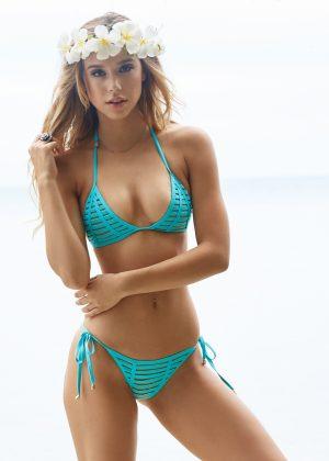 Alexis Ren: Beach Bunny Swimwear Collection-03
