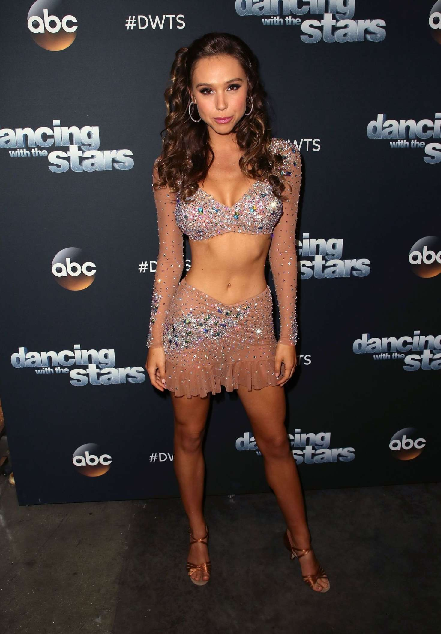 Alexis Ren - 'Dancing with the Stars' Season 27 in Los Angeles
