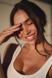 Alexis Ren - Madison McLaughlin photoshoot January 2020