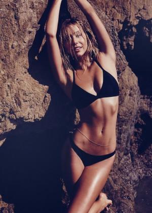 Alexis Ren in Bikini for Nous Shot by Lucas Passmore